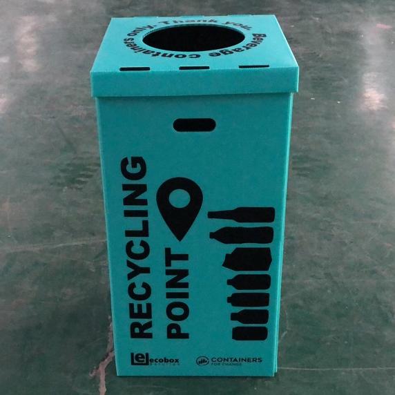 سطل بطری بازیافت